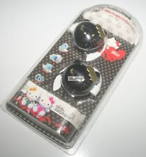 Hello Kitty Stereo Earclip Earphone Headphone