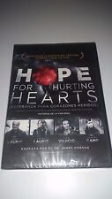 Hope for Hurting Hearts (DVD, 2013) NEW SPANISH FREE SHIPPING