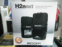 ZOOM H2N registratore H 2 N stereo digitale portatile 2 tracce stereo,nuovo