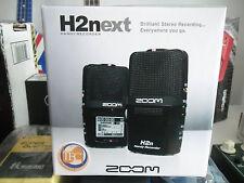 ZOOM  H2N registratore stereo digitale portatile 2 tracce stereo,nuovo