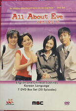 All About Eve Korean Drama Dvd Excellent English Sub Jang Dong Gun, Chae Rim