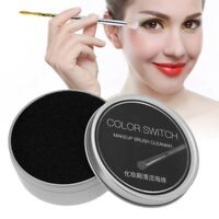 Makeup Brush Cleanser Sponge Cleaner Fast Waterless Cleansing Remover Sponge CL