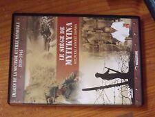 $$$ DVD Images de la Seconde Guerre Mondiale 1939-1945Le siege de Myitkyina