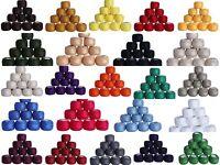 1 up to 1000  ANCHOR Pearl Cotton Crochet Embroidery Thread Balls Hakelgarn yarn