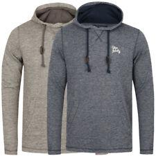 Tokyo Laundry Mens Buffalo Peak Long Sleeve T-Shirt Hooded Top Size S M L XL XXL