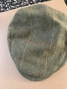 Joules Immaculate Childrens Junior Grumble Tweed Flat Cap One Size Unisex