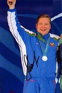 Igor Basinski - BLR - Olympia 2000 - Schießen - BRONZE - Foto - sig (5)