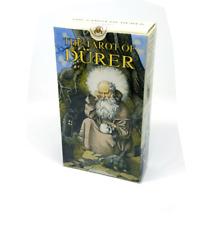 Tarocchi of DURER TAROT Cards Deck Versione Inglese con istruzioni GIFT