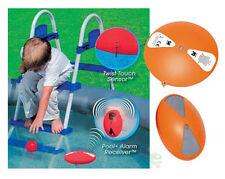 Allarme accesso piscina accesso sicurezza  bambini con sensore e ricevitore
