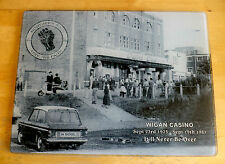 Northern Soul Chopping Board, Wigan Casino Keep The Faith Scooter Chopping Board