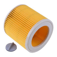 Wet Trockensauger Patronen Filter Fit for Karcher A2004 WD3.200 WD2.250