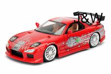 Jada MAZDA RX7 di Dom Fast And Furious 1/24 98338