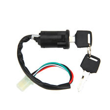 Chinese Quad ATV Parts 50cc 70cc 90cc 100cc 110cc Ignition Key Switch Hot Sale