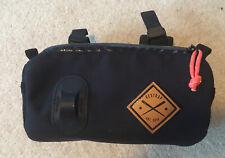 Restrap Canister Bar Bag. Bikepacking/handlebar Bag