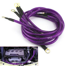 Universal Autos 5-Point Performance Car Grounding Wire Ground Cable System Kit