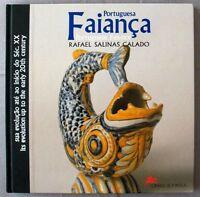 s83) Portugal Faianca Portuguesa   Sonderbuch 1992 ** kpl mit lim Sonderdruck