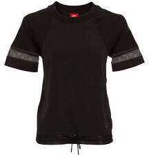 Abbigliamento sportivo da donna nere Nike taglia M