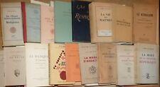 LA VIE DES MAITRES  BAIRD T. SPALDING 1947 2 ° édition sur alfa mousse