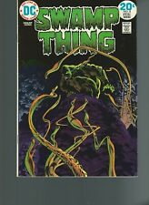 Swamp Thing #8 [DC, 1973] VF 8.0 Wrightson Story and Cover, 20 cent cover