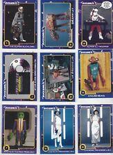 Star Wars SUCKADELIC trading card set w/ 3 inserts (2009)