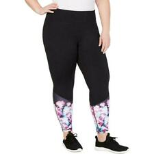 Ideology Womens Leggings Fitness Athletic Workout 100055957MS Sz Plus 3X