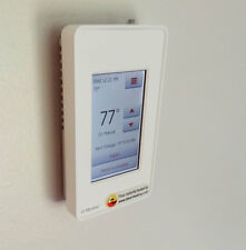 Touch screen floor room radiant heating programmable thermostat temperature WiFi