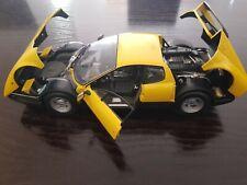 selten! Kyosho 1:18 Ferrari 512 BB in gelb, ohne OVP