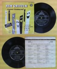 LP 45 7''KEN GRIFFIN ORGANO HAMMOND I need you now You are sunshine no cd mc dvd