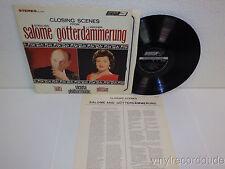 SOLTI: STRAUSS/WAGNER Closing Scenes Salome Gotterdamerung LP London OS-25991
