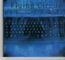 (FM794) Flying Circus, Ones And Zeros: The EP - 2013 CD