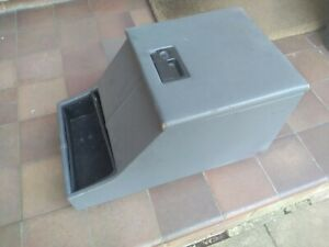 Land Rover Defender 90 110 Cubby Box in Grey