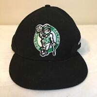 New Era 59Fifty Boston Celtics Hardwood Classics Hat Cap Fitted 7 5/8 100% Wool