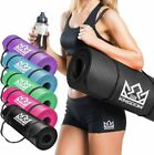 Kingdom GB Supreme+ Yoga Foam Mat 20mm Extra Thick NBR With Carrying Strap