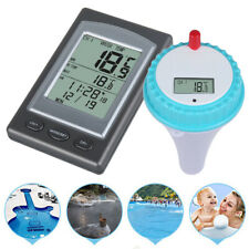 LCD Digital pond pool wireless receiver thermometer water thermometer 100m