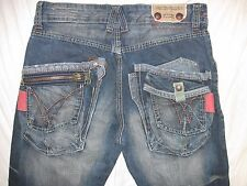 Tough Jeansmith Tagged Size 34 Actual Size 34 TIGHT X 25 1/2 Men's Jeans