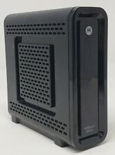 Motorola SURFboard (SB6141) Cable Modem Comcast w/Power Adapter & Ethernet Cable