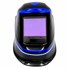 DEKORPO Extra View Heavy Headgear Geinding+Welder Auto Darkening Welding Helmet