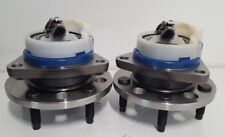 2 Brand New Front Hub Bearings PAIR Fit Cadillac Buick Oldsmobile Pontiac 513087