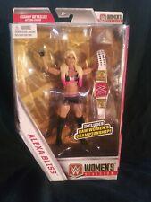 Mattel WWE Elite Alexa Bliss Walgreens Exclusive Action Figure Women's Belt Raw
