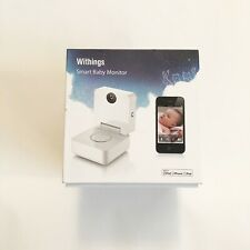 WITHINGS SMART BABY MONITOR WBP01