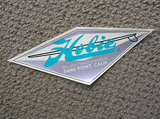 Hobie surf shop surfing surfboard sticker decal longboard Large 10 inches sweet