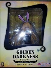 FREEing Golden Darkness: Bunny Ver. 1/4 PVC Figure To Love-Ru Darkness, anime