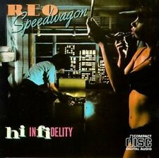 Reo Speedwagon Hi infidelity (1981) [CD]