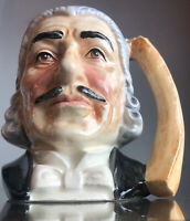 Barrister Toby Mug British Attorney Character Jug