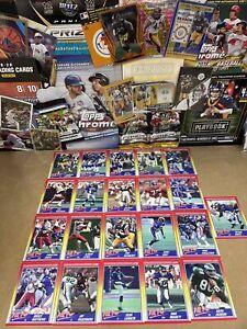 All Pro Insert NFL Card Lot X21 1990s Rare Inserts Mike Singletary 🏈🔥