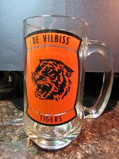 Vintage De Vilbiss Tigers Drinking Mug, 76 Girls Volleyball, 77 Boys Basketball