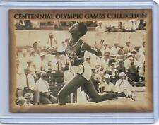 1996 CENTENNIAL OLYMPIC WILMA RUDOLPH TRACK CARD #77 ~ MULTIPLES