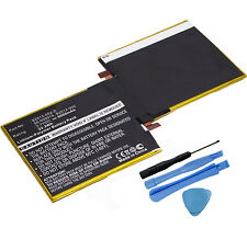 """6000mAh S2012-002 58-000015 Battery for Amazon Kindle Fire HD 8.9"""" 3HT7G Tablet"""