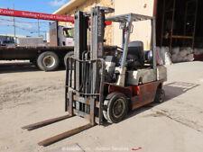 New ListingNissan Uj02A25V 4,750 lbs Warehouse Industrial Forklift Lift Truck Lpg bidadoo