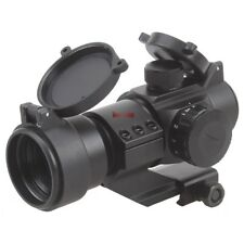 Optics Hunting Shooting Stinger 1x28 Red Green Dot Scope Reflex Sight Riflescope
